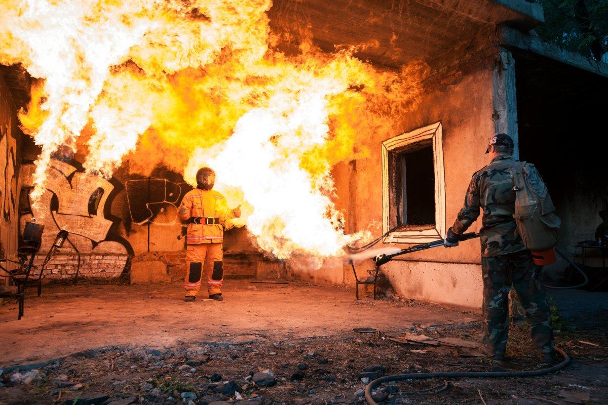 «Огонь, металл, люди» - новая фотовыставка в Москве