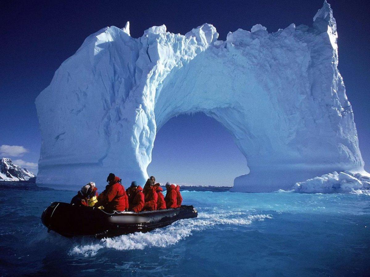 Создан учебник по арктическому туризму
