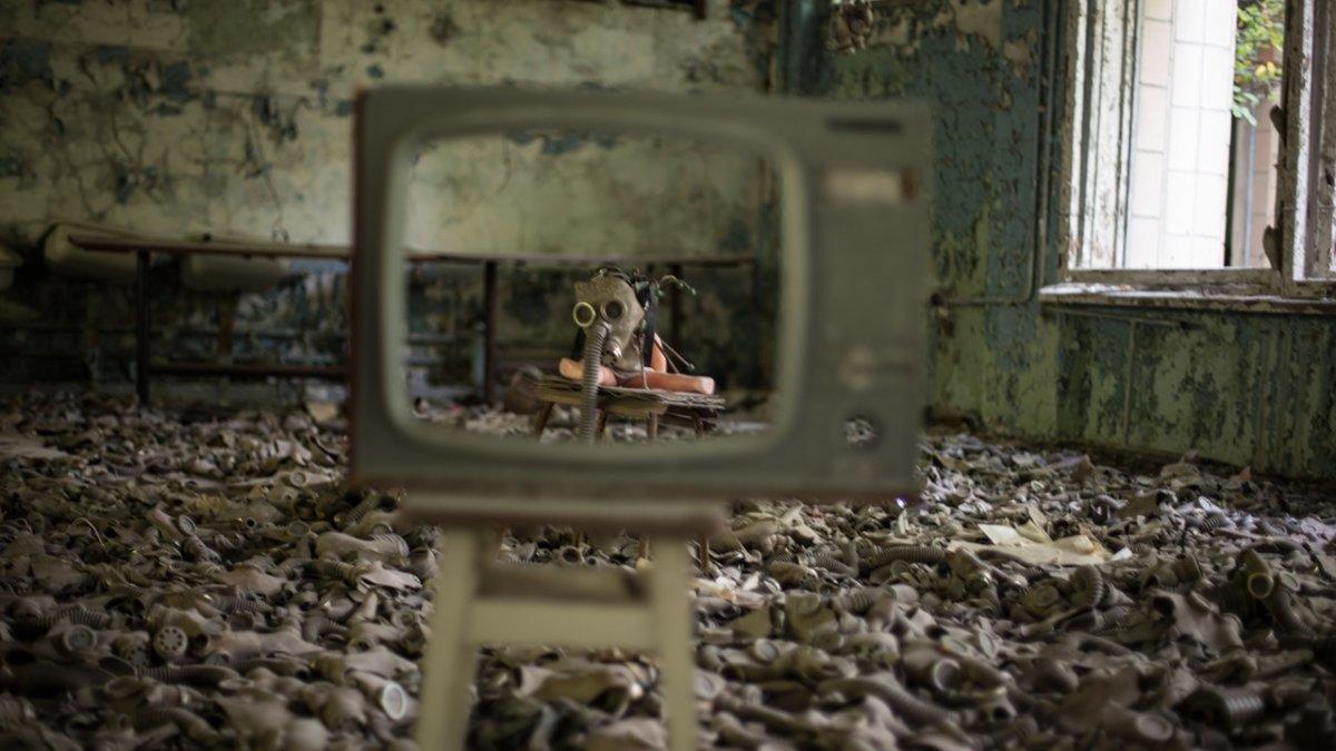 Чернобыль стал туристическим
