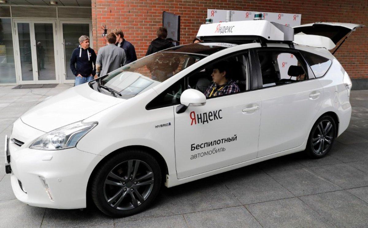 По столице будет курсировать первый беспилотный автомобиль