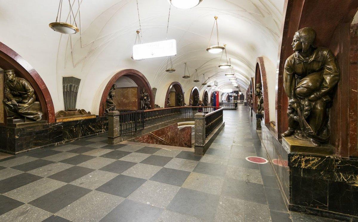 Мосгорнаследие представляет новую онлайн-экскурсию по метрополитену