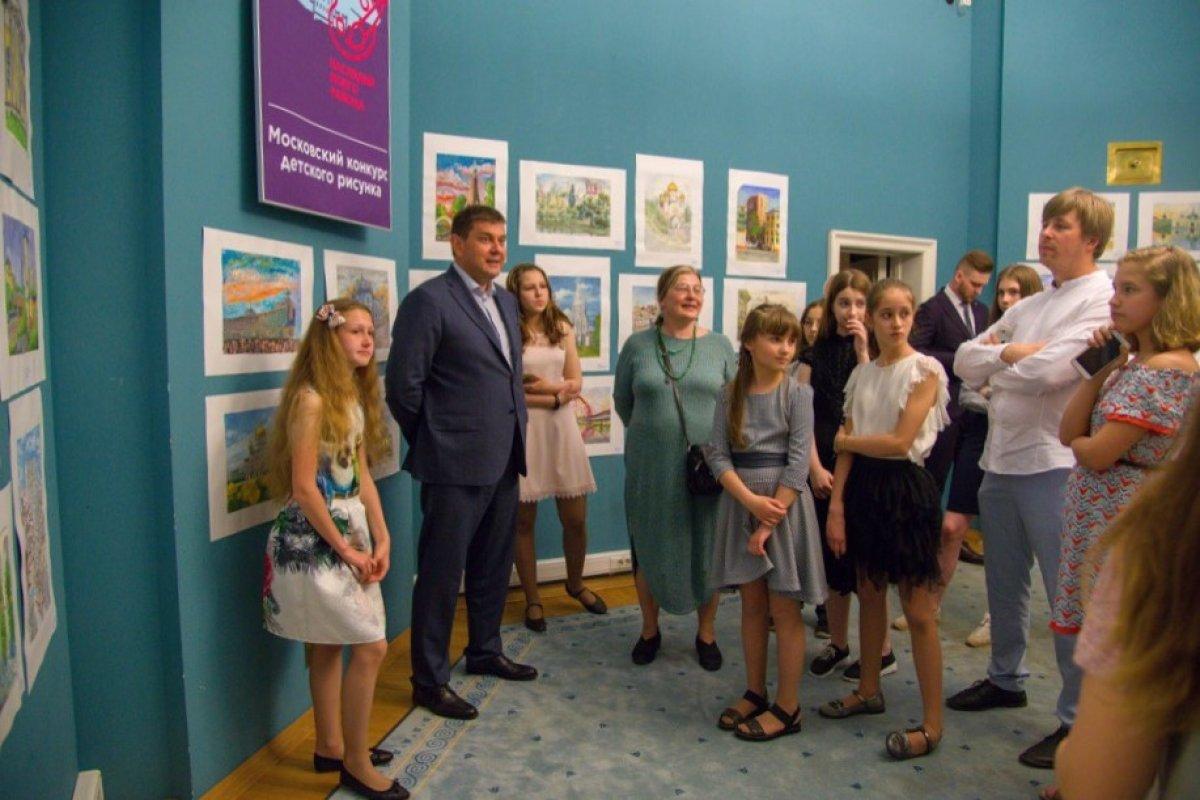 «Наследие моего района»: новый конкурс для юных москвичей