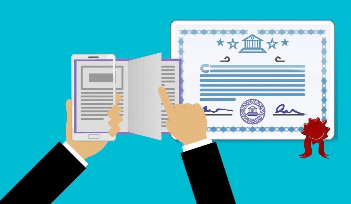В вузах могут появиться электронные дипломы