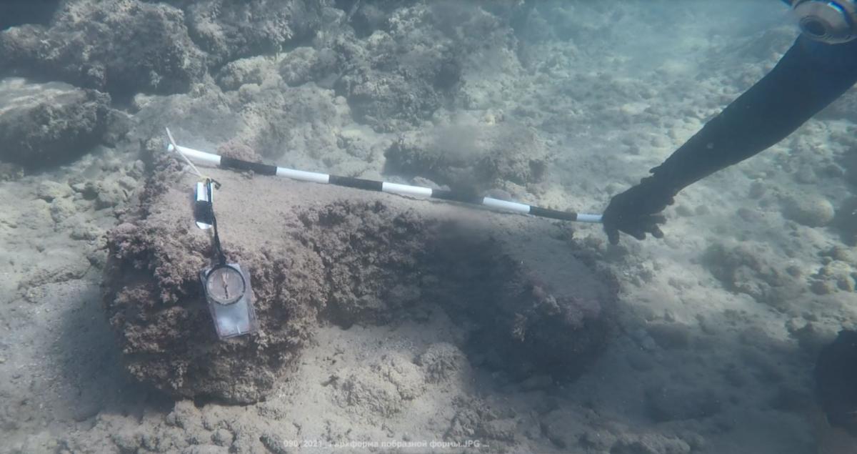 Руины древнеримского порта были найдены российскими учёными в Сирии