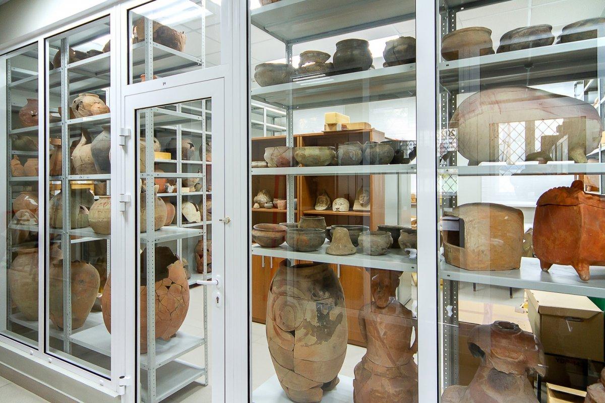 Археология на ВДНХ: Музей Востока впервые покажет работу отдела онлайн
