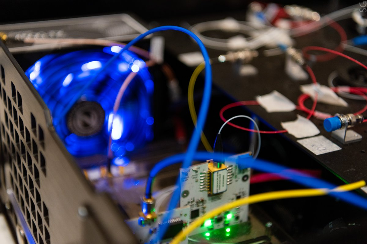 Российские учёные обновили мировой рекорд в области квантовой криптографии