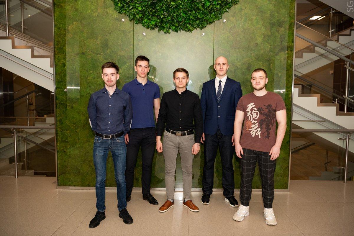 Студентов НИТУ «МИСиС» пригласили на работу в компанию «СИГМА»