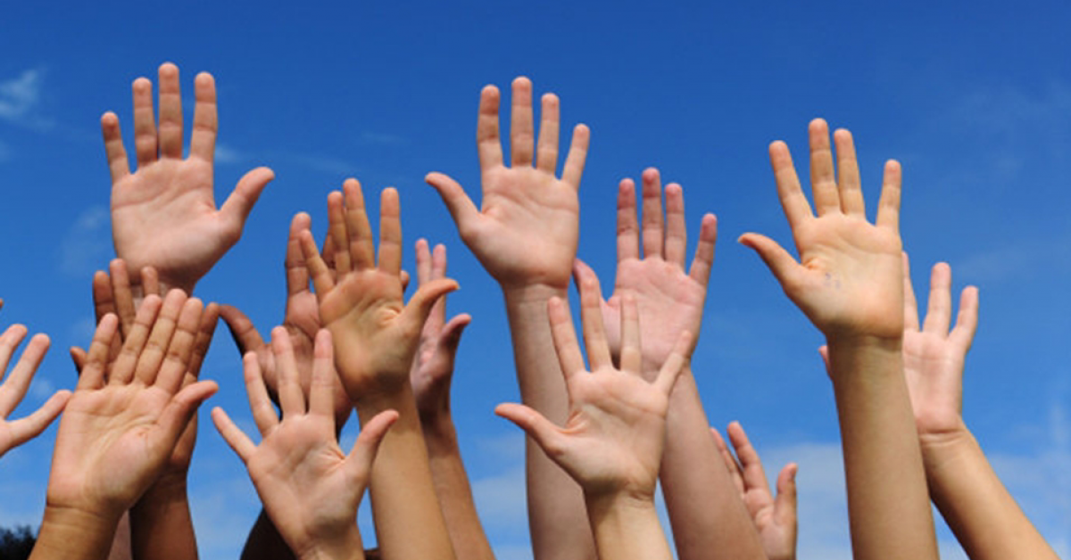 Сегодня многие страны отмечают день добровольца