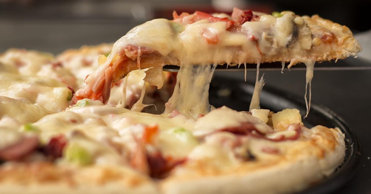 На МКС приготовили пиццу