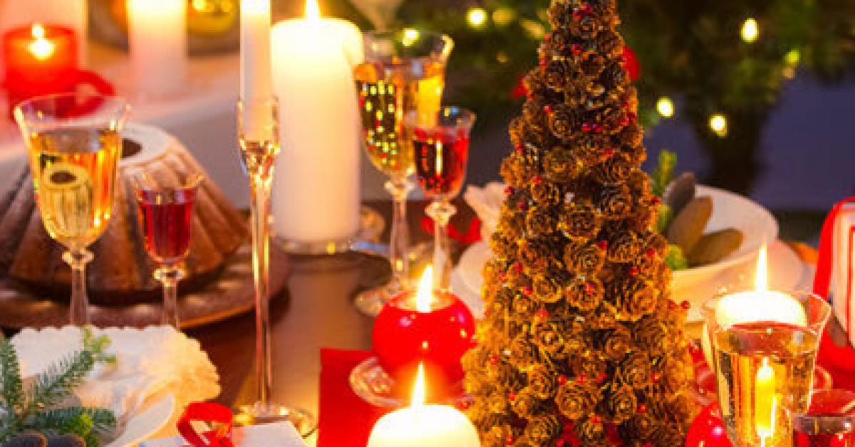 Росстат подсчитал, сколько россияне потратят на новогодний стол