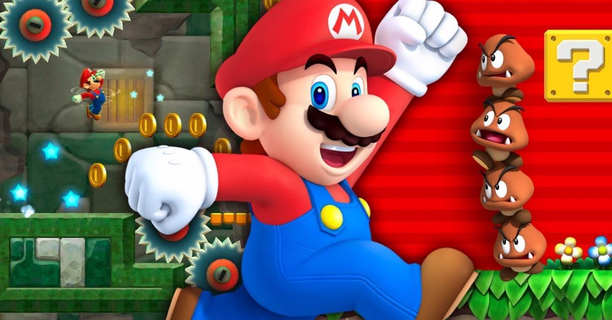 Игра в Super Mario полезней, чем уроки фортепьяно