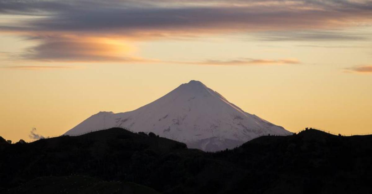 Гору в Новой Зеландии наделили гражданскими правами
