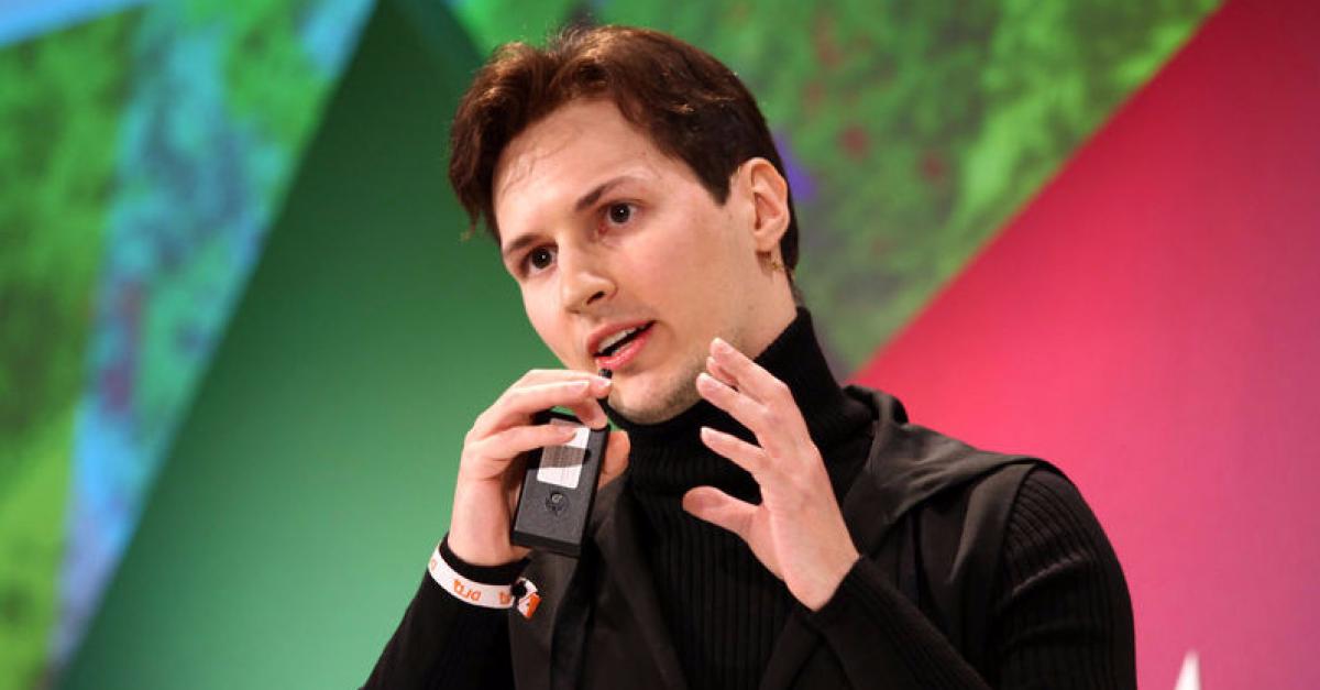 Дуров предоставит Роскомнадзору данные о Telegram