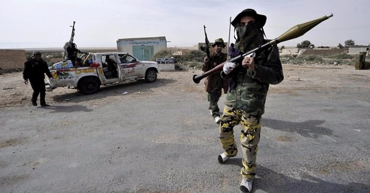 Члены миссии ООН попали в плен к боевикам в Ливии