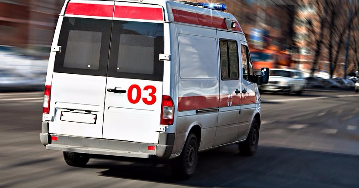 Двое детей и один взрослый пострадали в ДТП в Москве