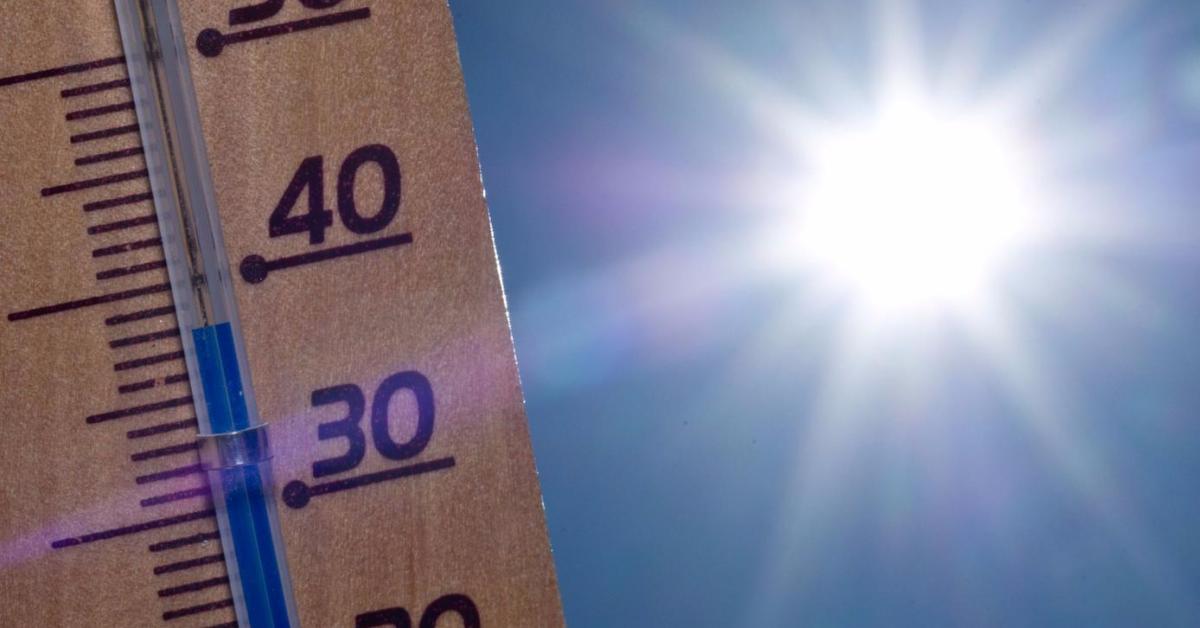 Пять человек стали жертвами жары в столице Болгарии