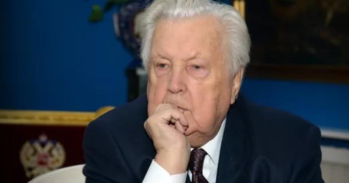 В Москве скончался Илья Глазунов