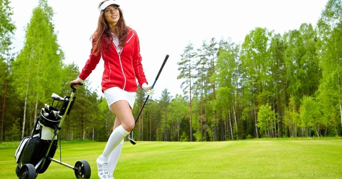 Женский гольф потеряет зрителей
