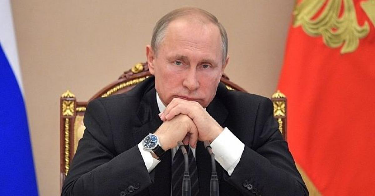 Сегодня у Владимира Путина состоится «Недетский разговор»