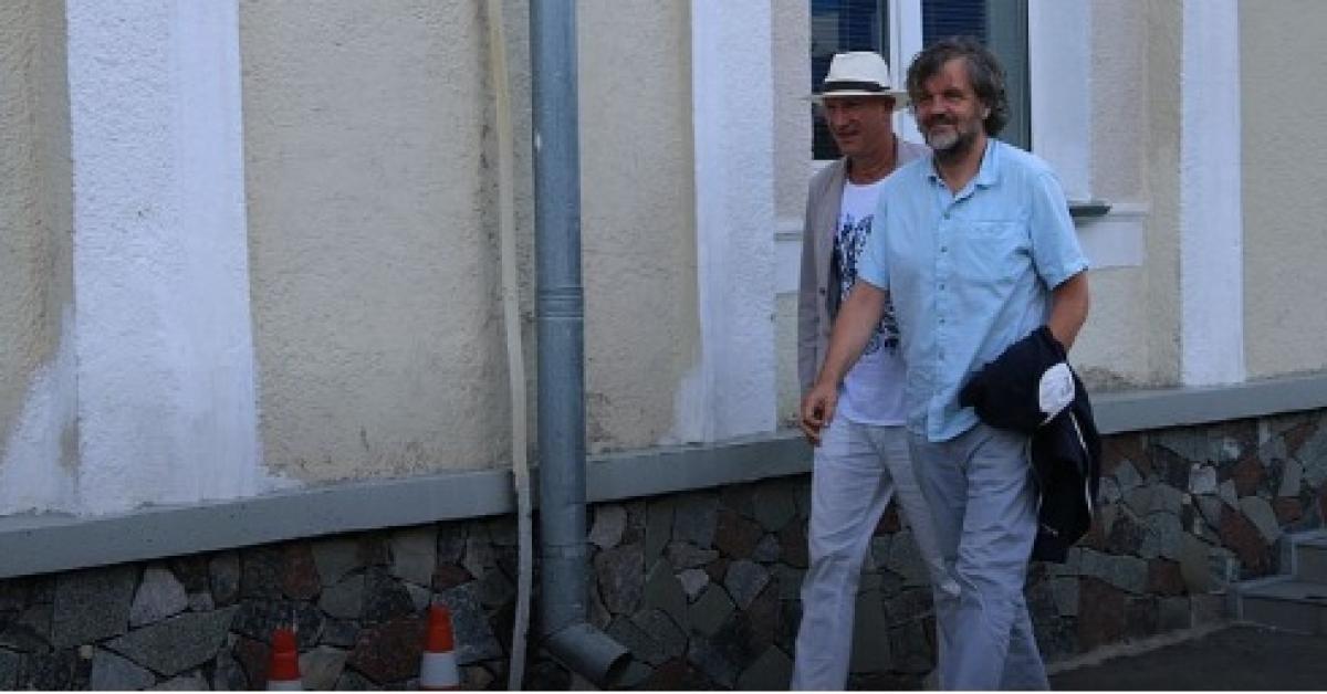 Эмир Кустурица приехал с гастролями в Крым