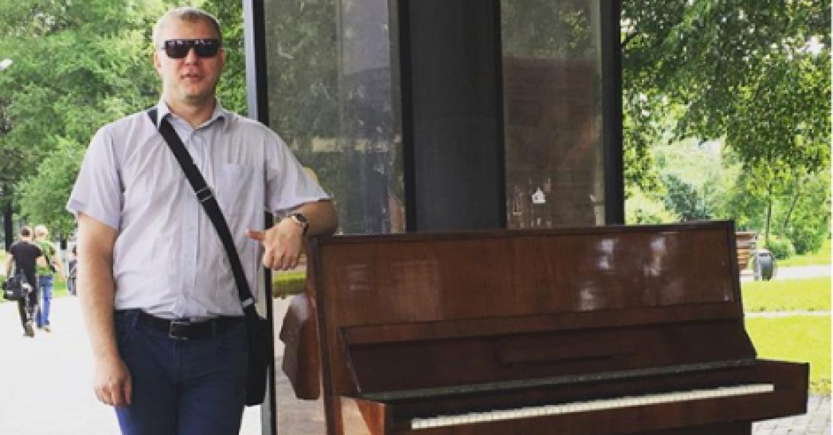 В Новокузнецке задержали девушек, которые сожгли пианино в арт-сквере