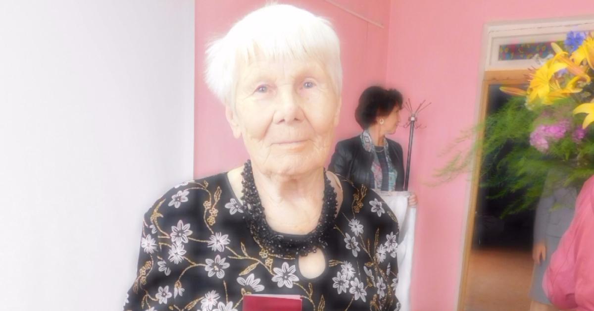 В Новгородской области 86-летняя пенсионерка получила «золото» ГТО