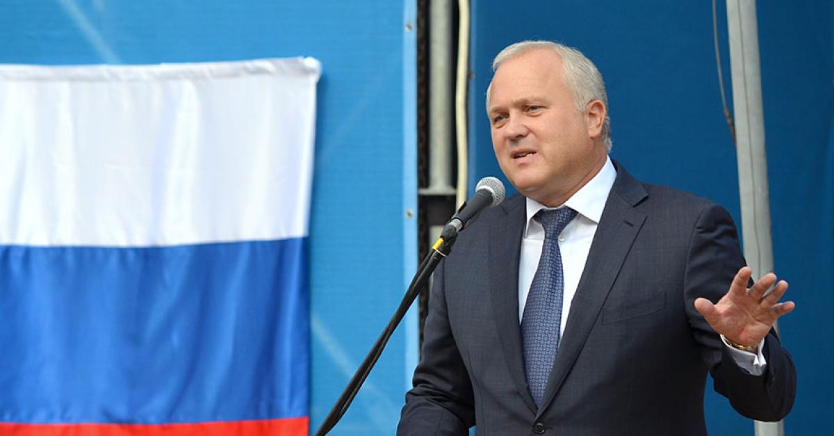 Сергей Донич: «Сильный вуз – это сильный регион»