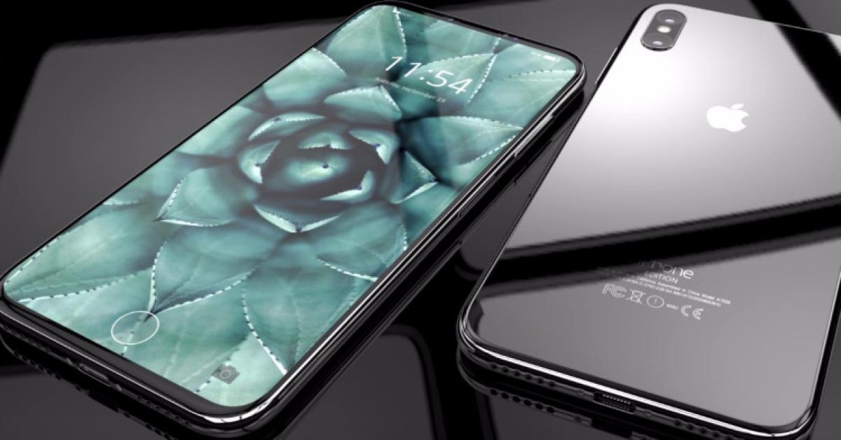Iphone 8: в сети появились фотографии нового смартфона