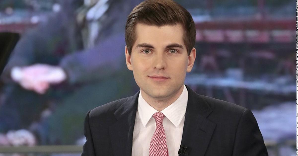 Ведущим нового выпуска «Пусть говорят» стал Дмитрий Борисов