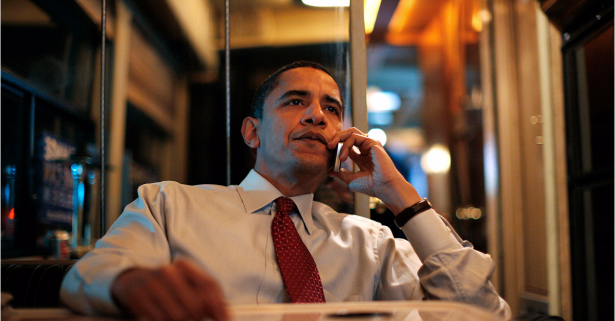 «Твит» Обамы о толерантности побил все рекорды