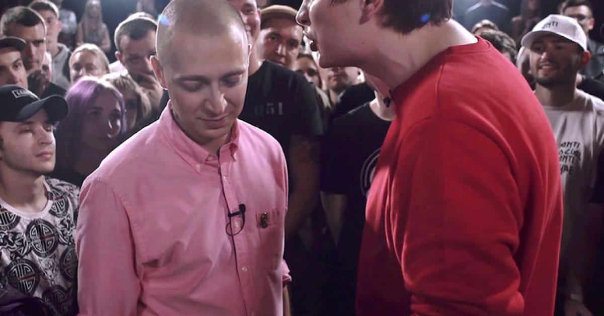 Ролик рэп-баттла Оксимирона и Гнойного попал в топы немецкого YouTube