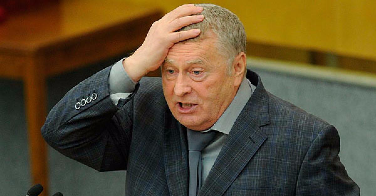 Жириновский представил своего внебрачного сына
