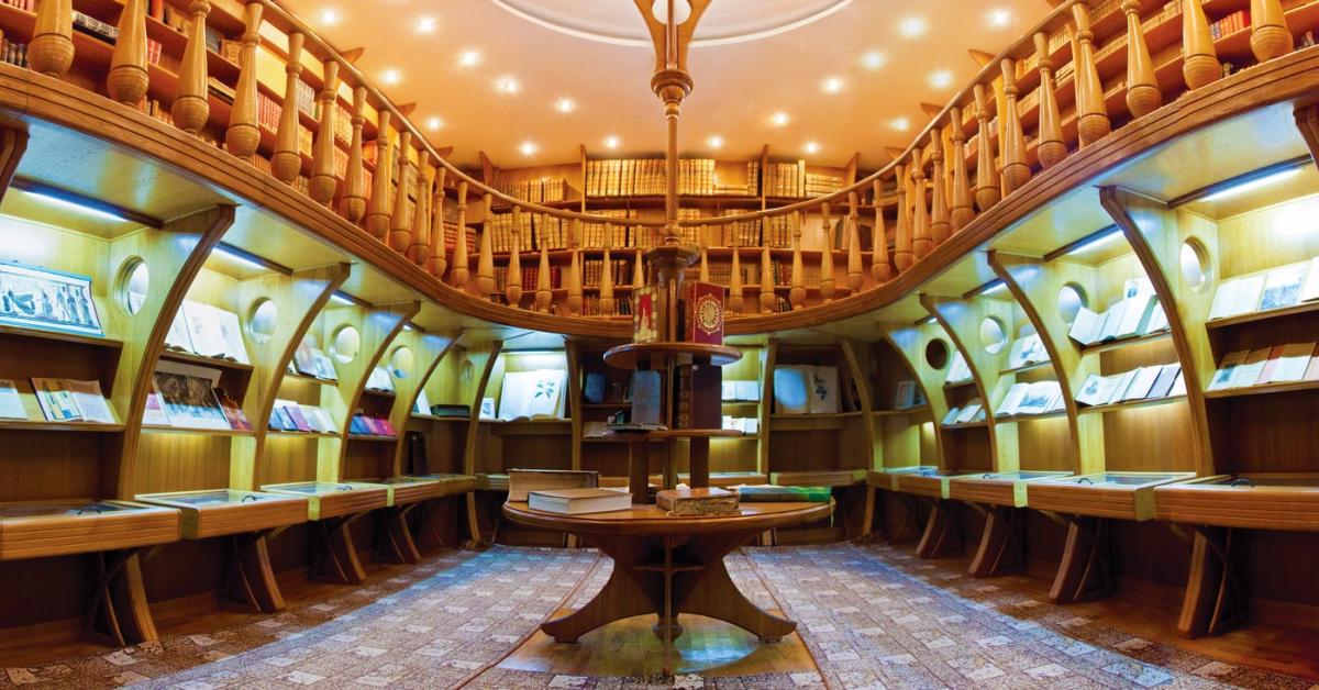 Научная библиотека КФУ имени В.И. Вернадского – интеллектуально-информационный центр Крыма
