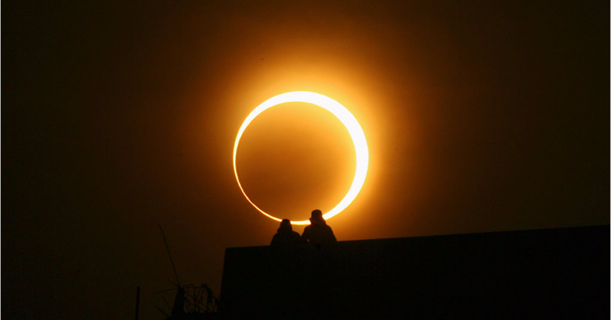 Солнечное затмение – не пропусти
