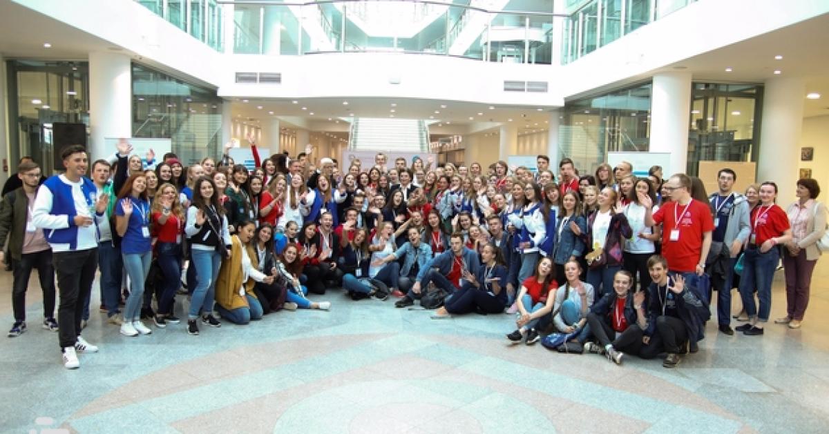 Участники слета в Ярославле выступили с инициативой создания Российского студенческого педагогического движения