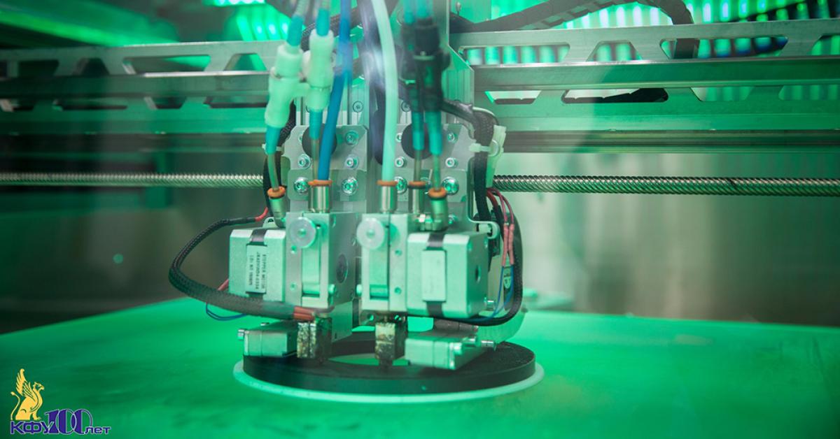 В Крымском федеральном университете имени В. И. Вернадского открылась лаборатория 3Д прототипирования: Крым такого еще не видел