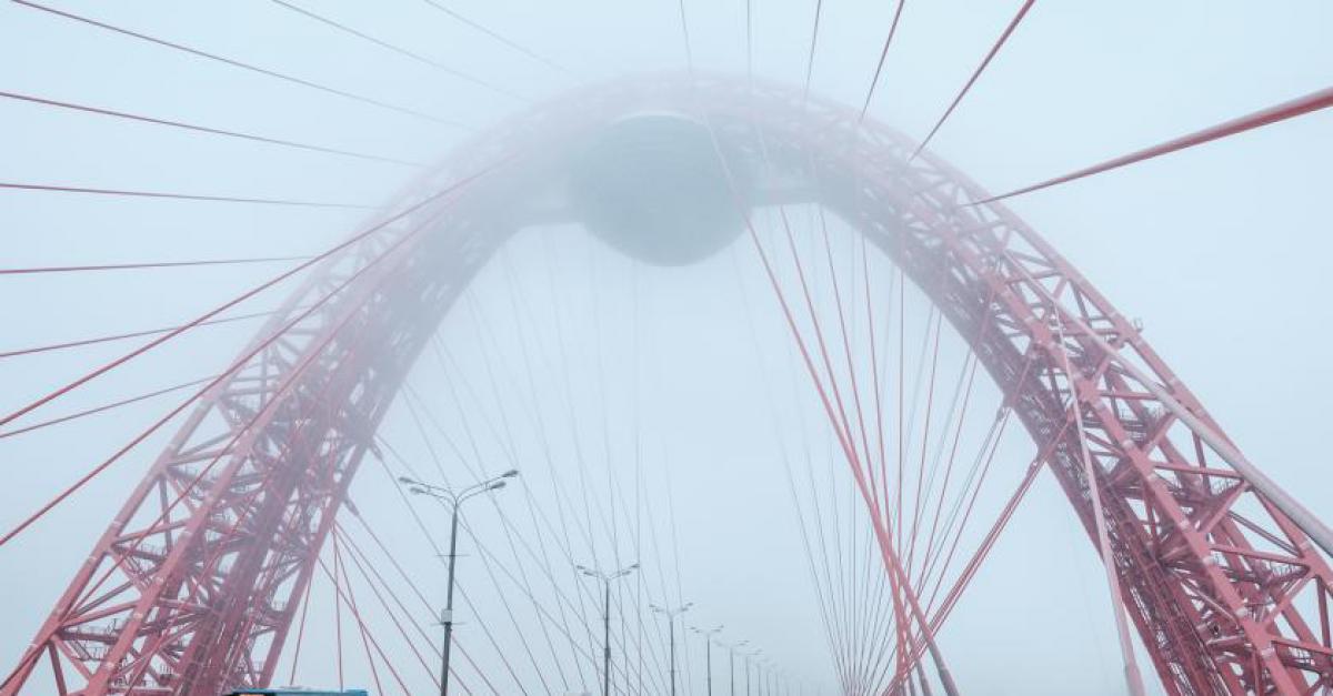В Москве ожидается туман