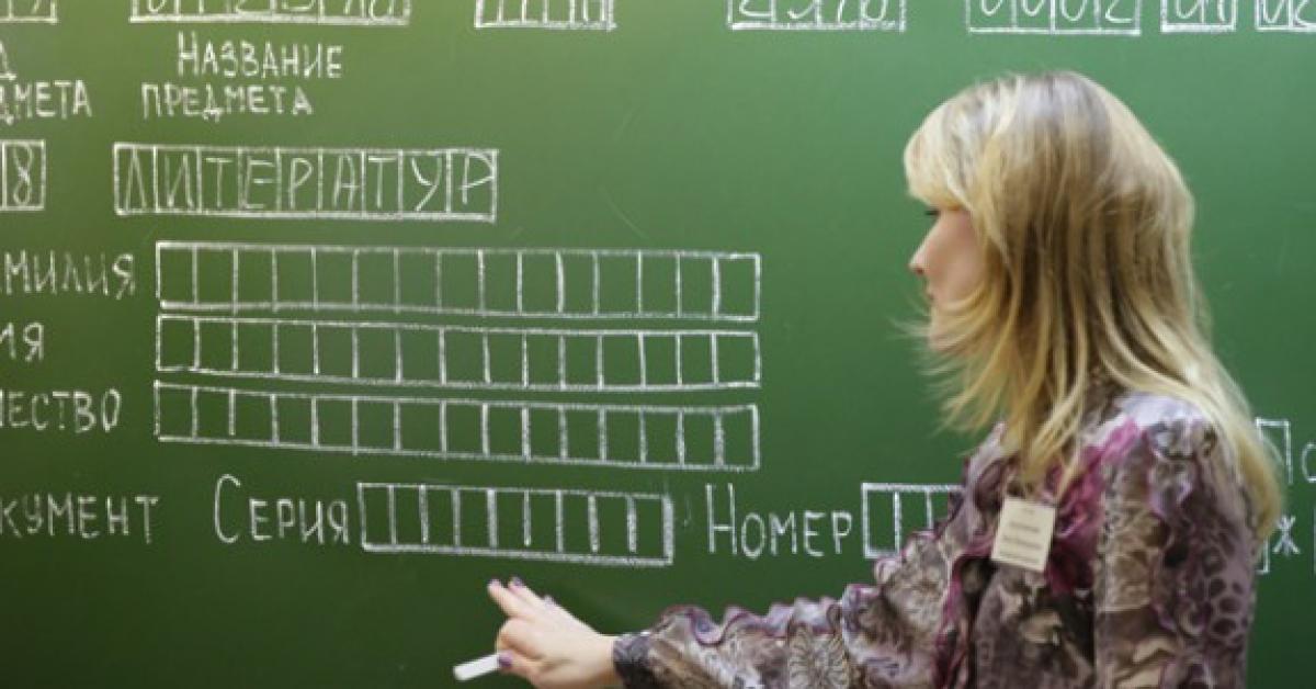 В Минобрнауки обсуждается введение устной части в ЕГЭ по литературе