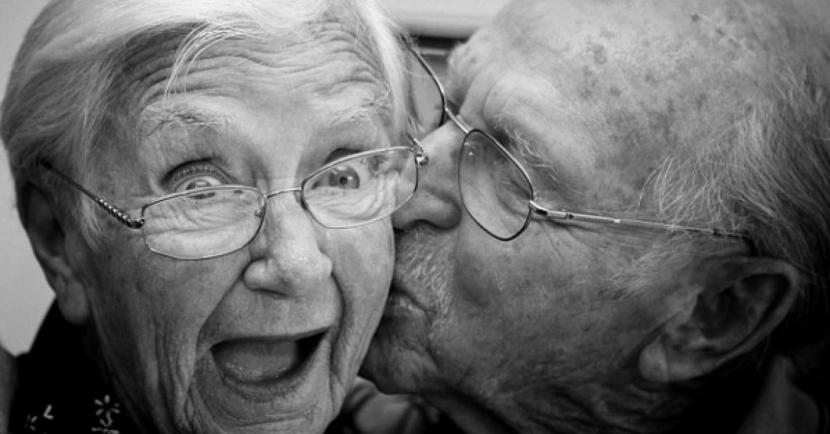 Начался сбор подарков для пожилых людей