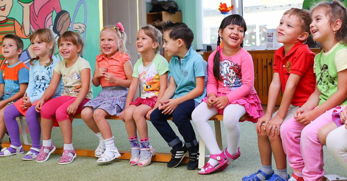 В России пройдет программа по доступности мест в детских садах