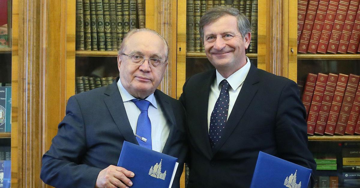 В Словении открылся первый европейский филиал МГУ