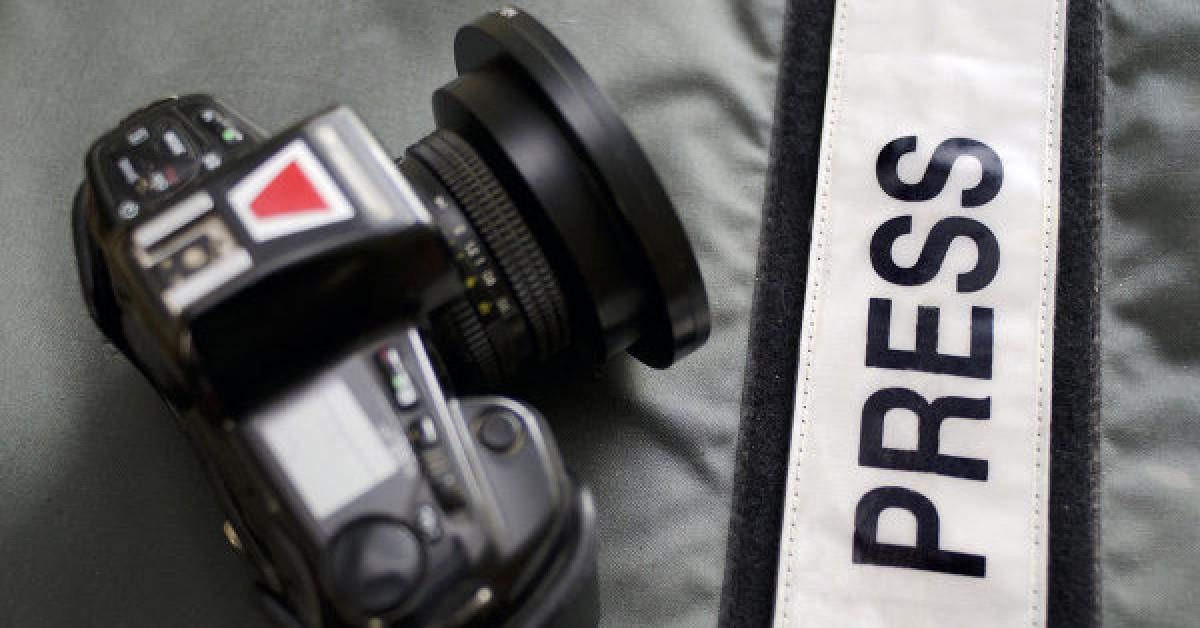 В Москве поставят памятник погибшим журналистам