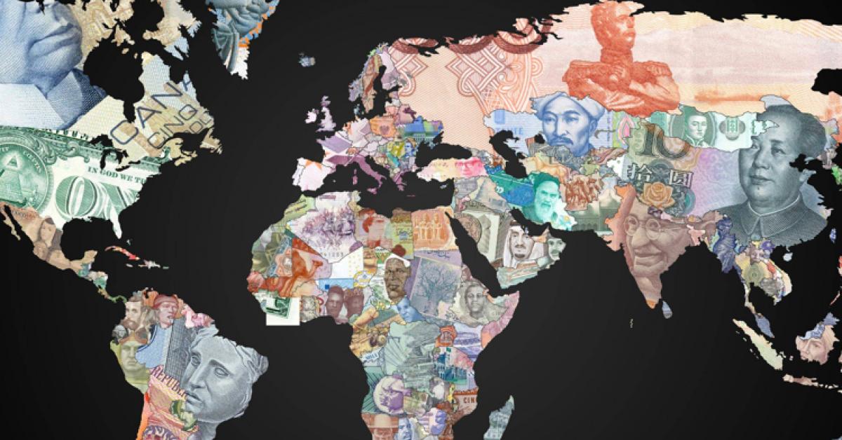 Миллиардеров разделили по географическому признаку