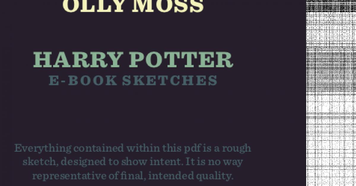 Необычные обложки для «Гарри Поттера» появились в сети