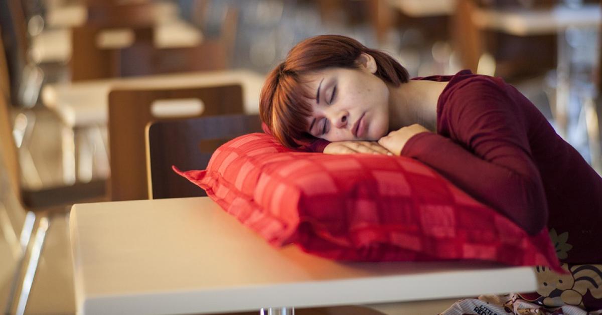 Чем опасен недосып?