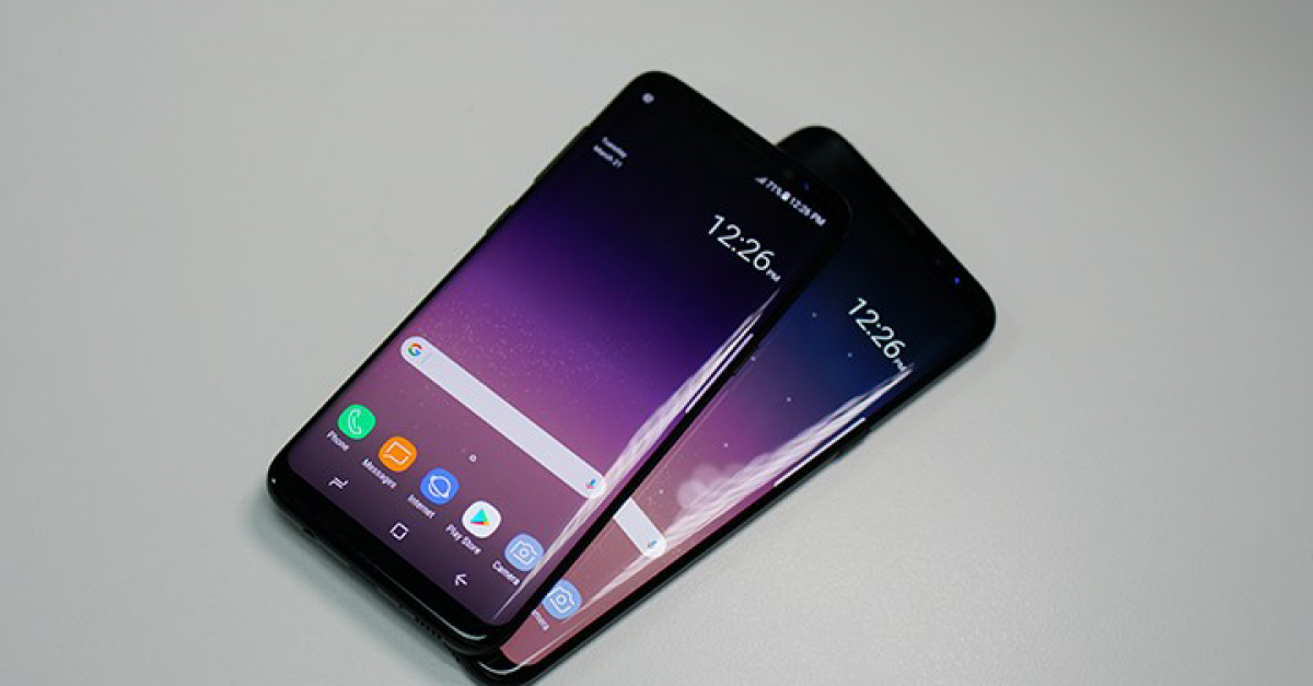 Лучшим смартфоном 2017 года оказался Samsung Galaxy S8