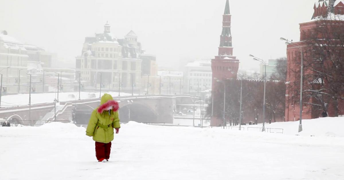 Декабрь стал самым серым месяцем за всю историю метеонаблюдений в Москве