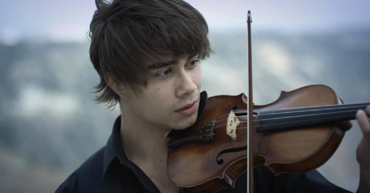 Александр Рыбак собирается второй раз покорить «Евровидение»