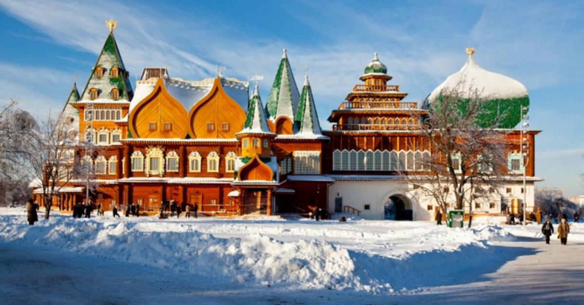 """В парке """"Коломенское"""" пройдут бесплатные экскурсии"""