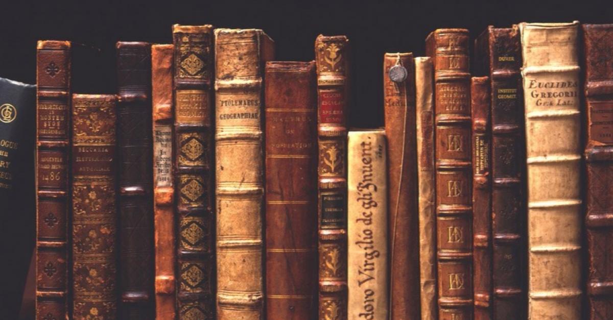 В Москве пройдет аукцион редких книг